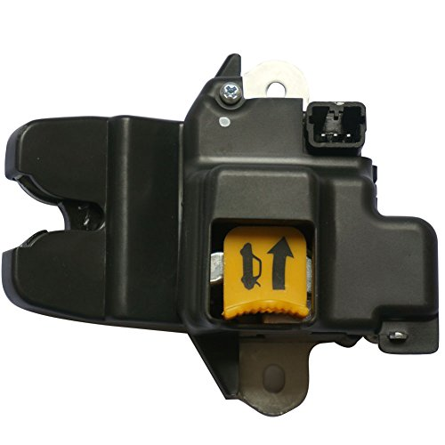 (Tailgate Latch Lock Actuator Rear Trunk Lid Central 81230-3X010 For Elantra)
