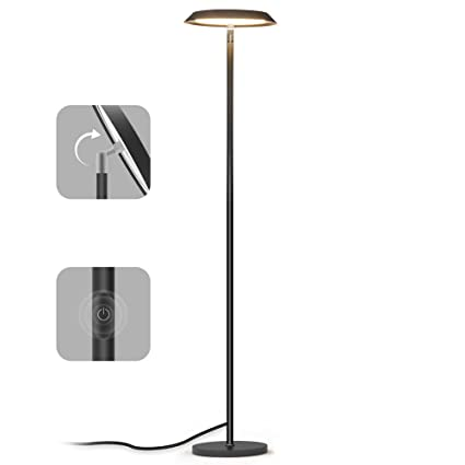 Superior floor lamp living Living Room Image Unavailable Amazoncom Floor Lamp Led Floor Light Teckin Reading Standing Lamp Dimmable