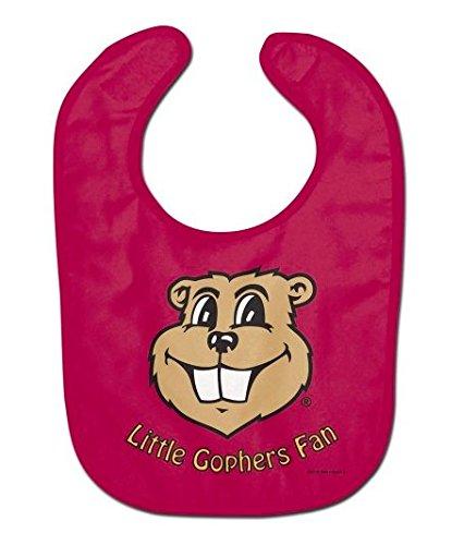 Wincraft NCAA University of Minnesota Golden Gophers All Pro Baby Bib