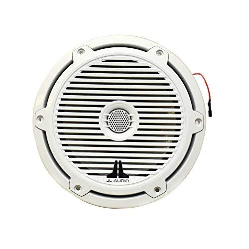 JL Audio Boat Cockpit Coaxial Speaker MC88CCX5-4-WH | 8.8 Inch White