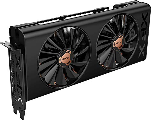XFX Thicc Boost Up Graphics Card 5500 XT RX-55XT8DFD6