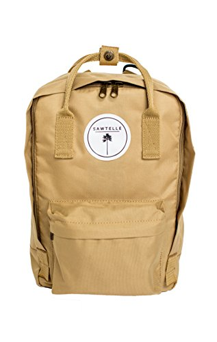 Sawtelle Mini Backpack (Tan)
