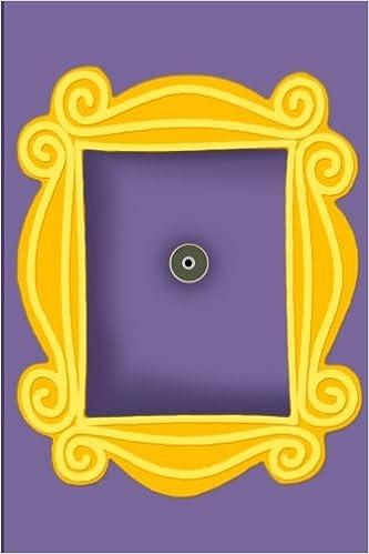 Friends Peephole Picture Frame