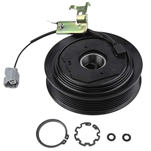 - Monllack Air Conditioner Compressor Clutch Kit with Coil Bearing Plate Professional Compressor Magnetic Clutch for Honda for Acura