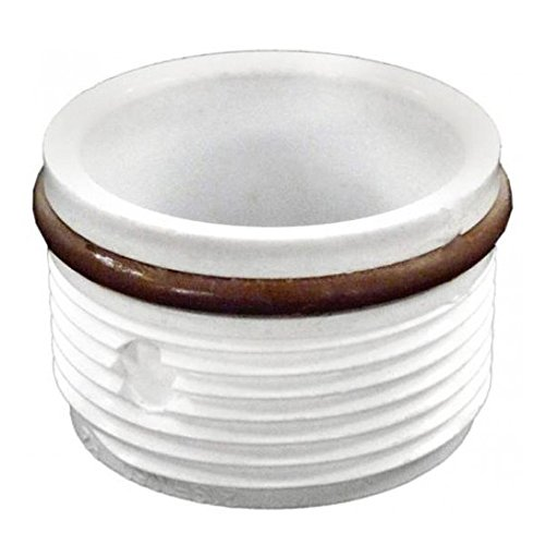 Waterway 212-4700B Poly Gunite Threaded Retainer Ring with O-Ring