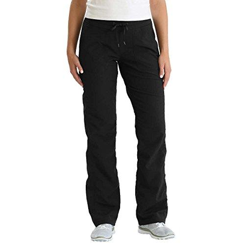 Kirkland Signature Ladies' Active Woven Pant (Black, XL (Wholesale Ladies Short)