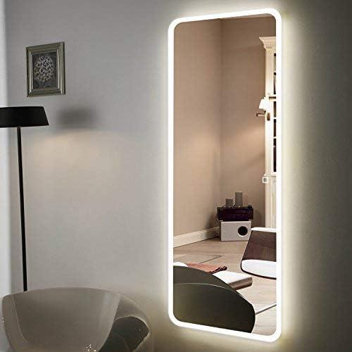 Hans Alice LED Backlit Mirror