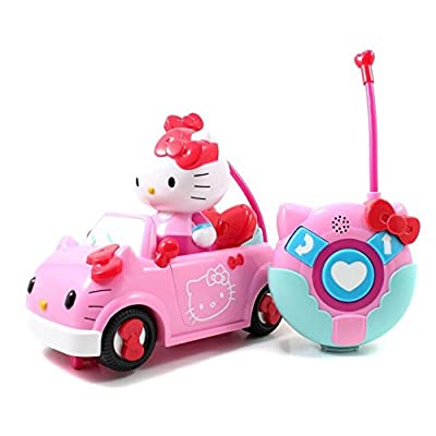 Jada Toys Hello Kitty RC: Toys & Games