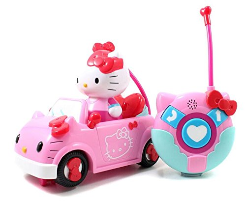 Hello Kitty Car (Jada Toys Hello Kitty RC)