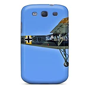 Quality Ajephke Case Cover With Fieseler Storch Nice Appearance Compatible With Galaxy S3