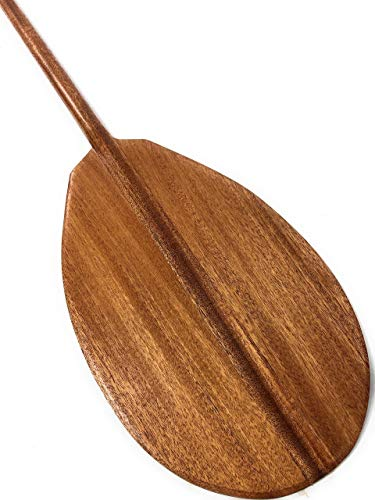 Tikimaster Traditional Blonde Koa Paddle 60