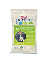 Kalencom Potette Plus Liners, 30 count BOBEBE Online Baby Store From New York to Miami and Los Angeles