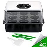 10 Pack Seed Tray Seedling Starter - 90 Cells