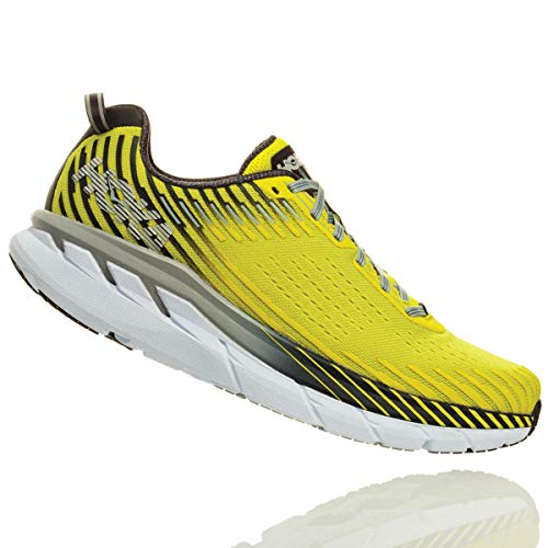Multiples Hoka 5 Running Homme Couleur Jaune Fluo Basket Clifton UUqawSBTx