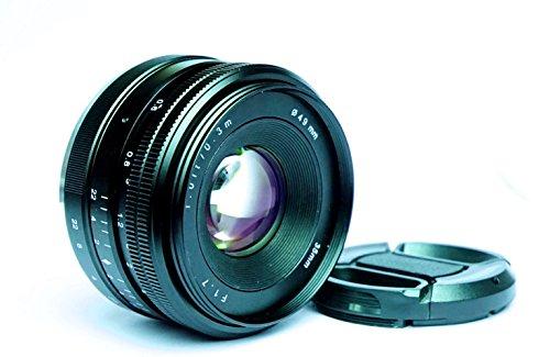 35 mm f1.7大口径マニュアルフォーカスMF Primeレンズfor Olympus SLRデジタルカメラ   B07DNHR2T2
