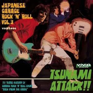 Tsunami Attack Vol.3