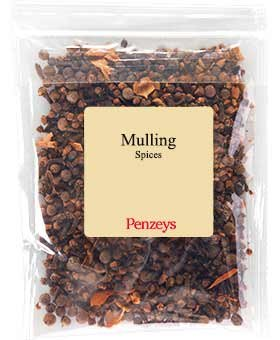 Mulling Spices By Penzeys Spices 5.2 oz 1.5 cup bag