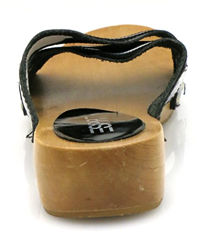 Nero Scarpa Holzpantolette Pantofole Signora Esprit Da Scarpe nero waPYRCqnx
