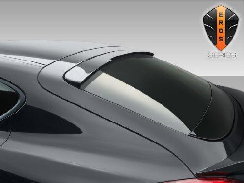 Porsche Fiberglass Body Parts (2010-2015 Porsche Panamera Eros Version 2 Roof Wing Spoiler - 1 Piece)
