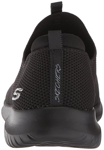 Skechers Sport Donna Womens Ultra Flex-first Prendere Sneaker Nero