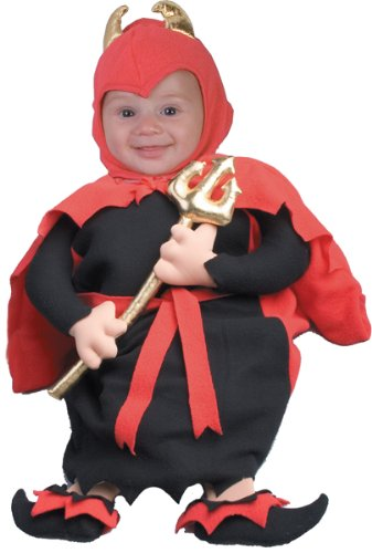 [Devil Baby Costume] (Cheap Hallowen Costumes)