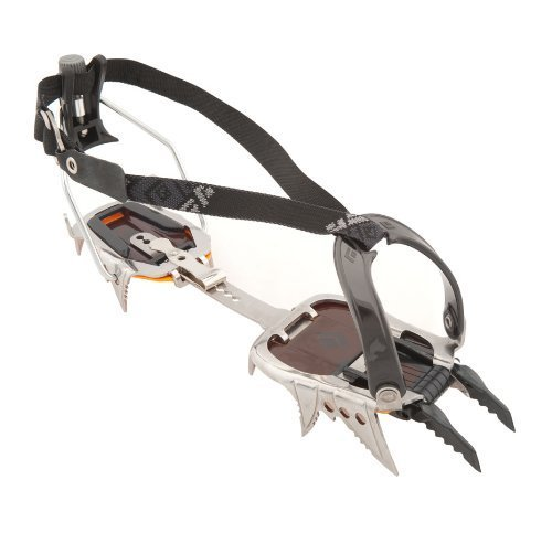 Black Diamond Cyborg Clip Crampon, Polished by Black Diamond