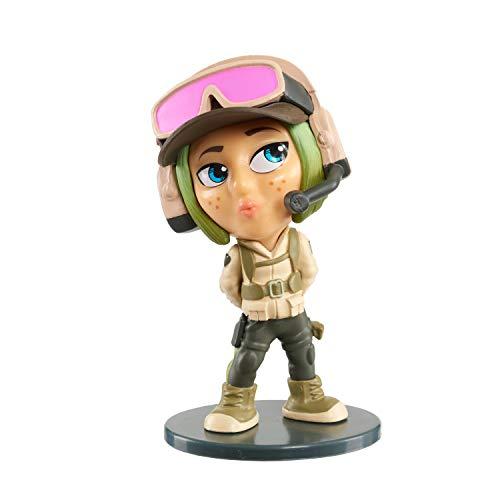 Ubisoft Six Collection Figure – Ela, Multicolor, Multi-Color