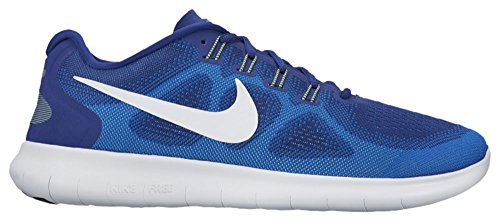 Nike Free Run 2017, Scarpe Running Uomo deep royal blue/ white soar