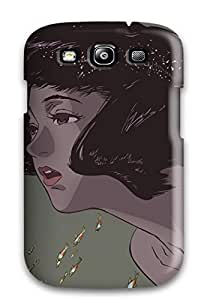 For Galaxy S3 Protector Case Perfect Blue Phone Cover by mcsharks