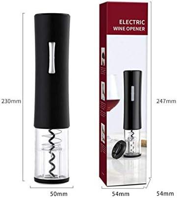 LLSS Abrebotellas Abrebotellas eléctrico Abridor de Botellas de Vino para el hogar Vino Vino Set Abrebotellas automático