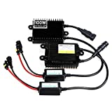 100W 12V D2C Digital HID Xenon Replacement Ballasts