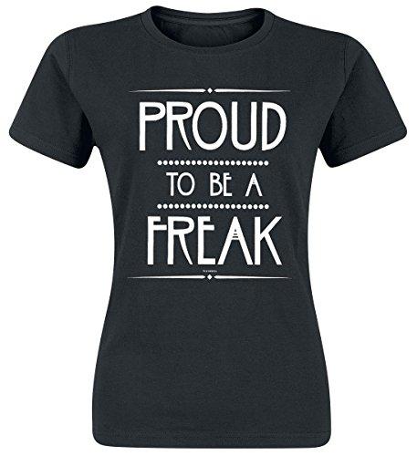 Horror T Femme Freak A Noir shirt Story American Be To Xxl Proud AqHpSwZS