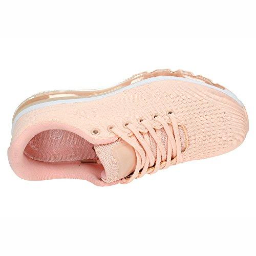 De Sport Demax Femme 3237g Rose Chaussures 7 A6x71wqt
