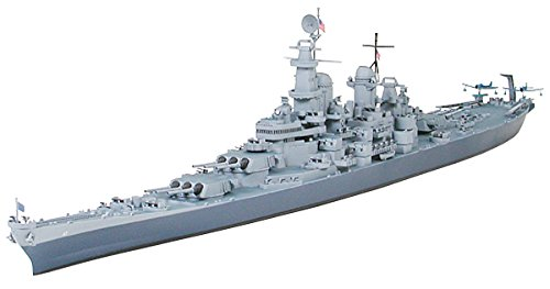U.s Navy Battleship Bb-63 Missouri - 1:700 Scale Ships - Tam