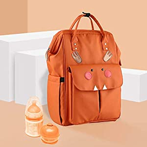 GREATEE Diaper Bag Multifunctional Portable Travel Backpack Waterproof Maternity Nappy Changing Bags for Baby Care…