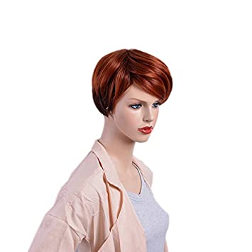 New Arrival Wigs Perruque Synthetic Women Pelucas Sinteticas Short Straight Wig