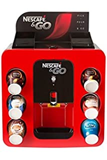 Nescafe & Go bebidas máquina para bebidas calientes W420 x d393 X h507 mm Ref c02405