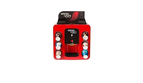 Nescafe & Go bebidas máquina para bebidas calientes W420 x d393 X h507 mm Ref c02405 580764: Amazon.es: Oficina y papelería