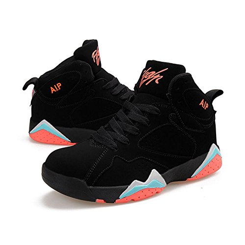 Lace Athletic Athletic Men's Basketball Color Fall PU Spring Size up Shoes for Shoes Shoes Comfort D HUAN 44 Lovers P6wYY