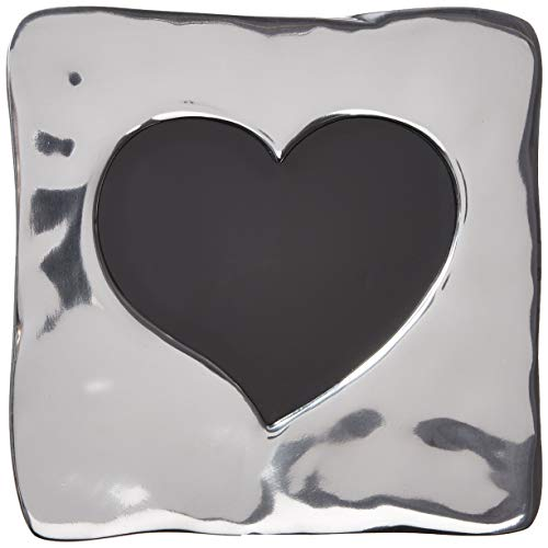 MARIPOSA Large Square Open Heart Frame, 7.75
