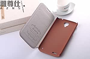 ModernGut 14 New arrival, Luxury Leather Wallet Stand Flip Cover Book Case For Lenovo A830 ,6 Colors ,