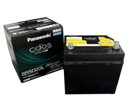 Panasonic/カオス HV専用バッテリー/エスティマハイブリッド AHR20W用 B00EQ21DFE