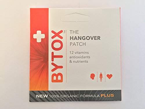 Bytox Hangover Patch pack shipping product image