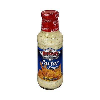 Louisiana Tartar Sauce - Sauce Tartar Hm Styl (Pack of 12) - Pack Of 12