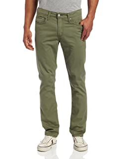 Levi's Men's 511 Slim Fit Stonewash Twill Pant, Lichen Green, 29x32 (B00A6XF72W) | Amazon price tracker / tracking, Amazon price history charts, Amazon price watches, Amazon price drop alerts