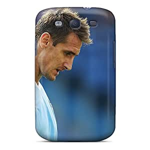 Top Quality Rugged The Forward Of Lazio Miroslav Klose Case Cover For Galaxy S3