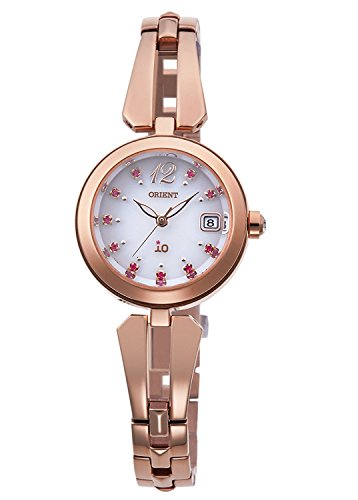 ORIENT iO Io 10th Anniversary Limited Edition Watch RN-WG0005S Ladies