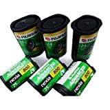4 Rolls Fujifilm APS 800 25 Exp Film Nexia Advanced Photo System