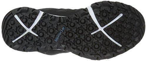 Columbia Vapor Vent, Zapatillas de Deporte Exterior Para Mujer Negro (Black, Dark Mirage)