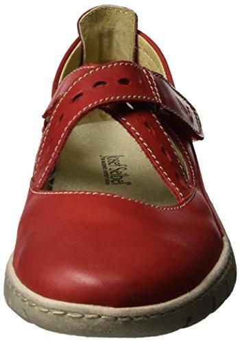 Josef Seibel Damen Steffi 25 Geschlossene Sandalen Rot (Rot)